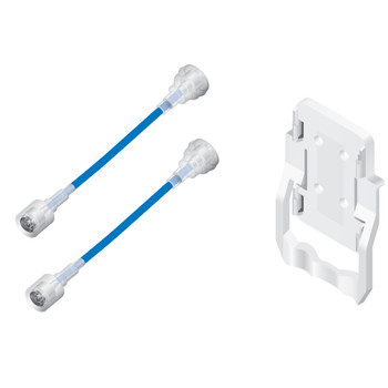 Ubiquiti AF11-CA Adapter Kit: Quick Mount and 2 cables