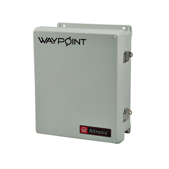 Altronix WAYPOINT10A4DU 4 PTC Outputs Outdoor CCTV Power Supply