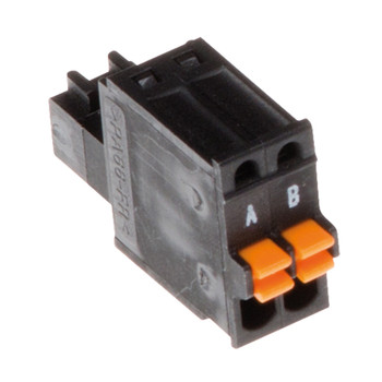 AXIS 5505-261 Connector A 2-pin 2.5 Straight - 10 pcs.