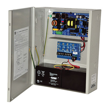 Altronix AL1024ULXPD4 4 Fused Outputs Power Supply/Charger