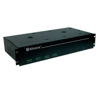 Altronix R2416ULCB CCTV AC Rack Mount 16 Output Power Supply