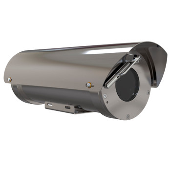 AXIS XF40-Q1765 UL -58F (-50C) 2MP Explosion-Protected Fixed IP Security Camera 01111-001