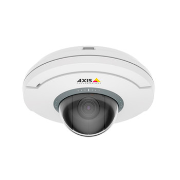 AXIS M5065 2MP Palm-sized PTZ IP Security Camera 01107-004 - Wireless I/O for Z-wave Plus Devices