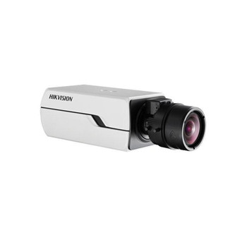 Hikvision DS-2CD4025FWD-A 2MP Indoor Box IP Security Camera - Auto Back Focus, 140dB WDR, 60fps