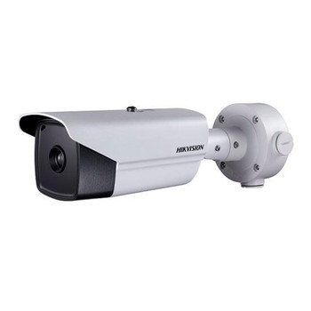 Hikvision DS-2TD2136-10 Thermal Outdoor Bullet IP Security Camera - 10mm Thermal Lens