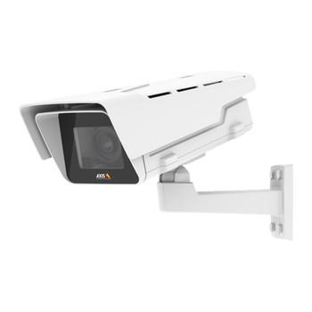 AXIS P1368-E 8MP 4K Outdoor Bullet IP Security Camera 01109-001 - Varifocal Lens