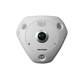 Hikvision DS-2CD63C2F-IV 12MP Outdoor Fisheye IP Security Camera