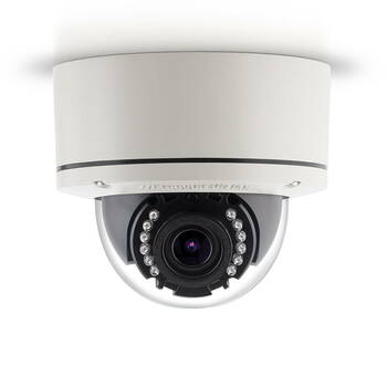 Arecont Vision AV3356PMIR-SA 3MP IR Outdoor IP Security Camera - Motorized Lens, Audio