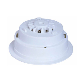 Bosch FCA-500-E Conventional Automatic Fire Detector Base with integrated EOL Resistor