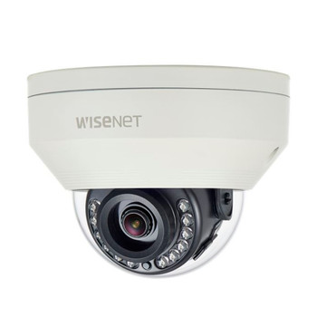 Samsung HCV-7010R 4MP IR Outdoor Dome HD CCTV Security Camera