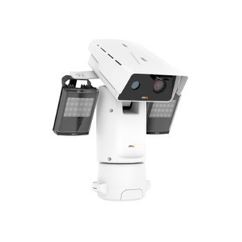 AXIS Q8741-LE 35mm 30fps 24V Bispectral Thermal PTZ Bullet IP Security Camera 01013-001