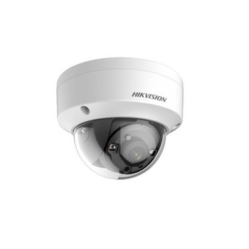 Hikvision DS-2CE56F7T-VPIT 3.6MM 3MP IR Outdoor Dome HD-TVI Security Camera