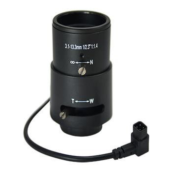 ACTi PLEN-2200 3.1-13.3mm Vari-focal CS Mount Lens