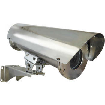 ACTi PMAX-0208 Explosion Proof Housing with Heater, Fan (AC 110V) and Bracket