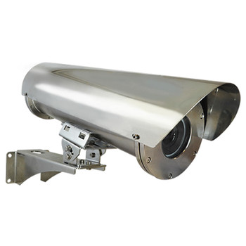 ACTi PMAX-0210 Stainless Steel Housing with Heater, Fan (AC 110V) and Bracket