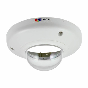 ACTi R701-50002 Dome Cover Housing with Transparent Dome Cover