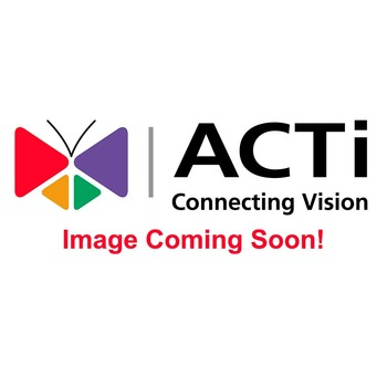 ACTi SMAX-0271 Corner Mount with Mounting Bracket, Housing (220V) and Mounting Block