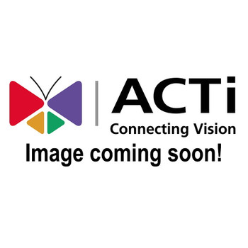 ACTi SMAX-0292 Corner Mount with Heavy Duty Wall Mount and Conduit Gland