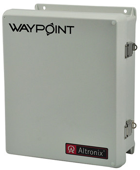 Altronix WAYPOINT30AU 2 Fused Outputs Outdoor CCTV Power Supply - 24/28VAC @ 12.5A