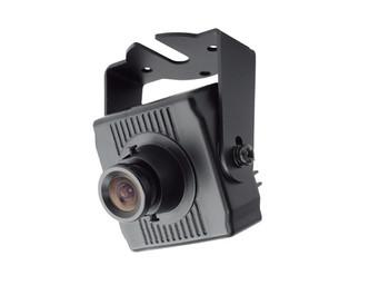 Ikegami ISD-A14S-25 525TVL Hyper-Dynamic Mini Cube CCTV Analog Security Camera - 2.5mm Fixed Lens