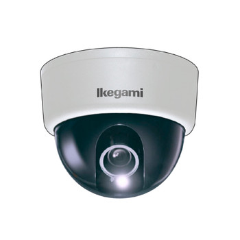 Ikegami ISD-A33-31WH 525TVL Hyper Wide Light Dynamic Dome CCTV Analog Security Camera
