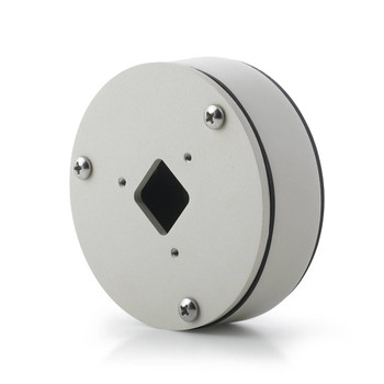 Arecont Vision MCB-JBA-W Round Junction Box Adapter for MicroBullet