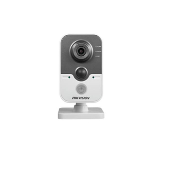Hikvision DS-2CD2412F-IW 4MM 1.3MP IR Wireless Indoor Cube IP Security Camera
