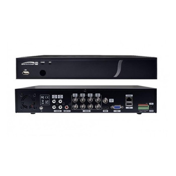 Speco D16VX6TB 16 Channel HD-TVI Digital Video Recorder - 6TB HDD included