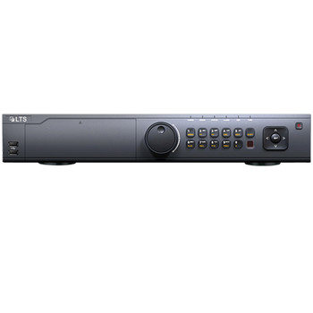 LTS LTD8424K-ST 24 Channel 4K Digital Video Recorder - HDD options available