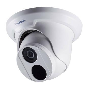 Geovision GV-EBD2702 2MP IR H.265 Outdoor Eyeball Dome IP Security Camera - 84-EBD270W-G010