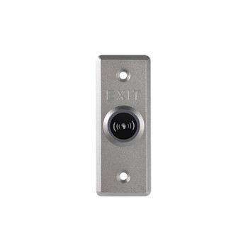 LTS LTKB04 Platinum Touchless Exit Button