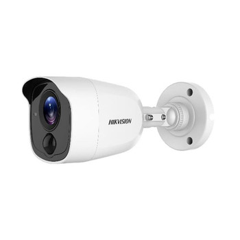 Hikvision DS-2CE11D0T-PIRL 2.8MM 2MP IR Outdoor Bullet CCTV Analog Security Camera