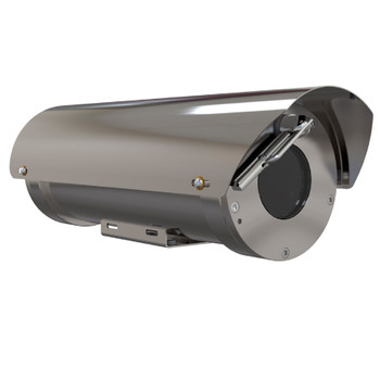 AXIS XF40-Q1765 Inmetro -60C (-76F) 2MP Explosion-Protected Fixed IP Security Camera 0835-031