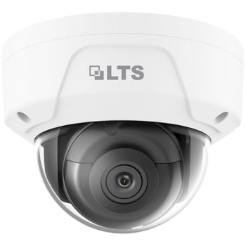 LTS CMIP7382NW-M 8MP 4K IR H.265 Outdoor Dome IP Security Camera
