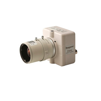 "Ikegami ICD-49 570TVL Super Cube DSP Monochrome CCTV Analog Security Camera - 1/2"" CCD, No Lens included"
