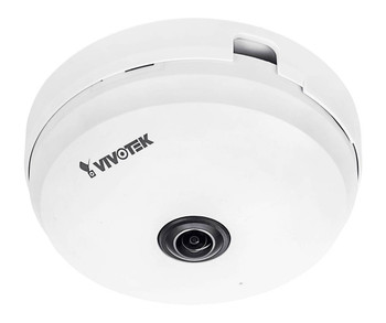 Vivotek FE9180-H 5MP H.265 Indoor Fisheye IP Security Camera