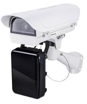 Vivotek IP9165-LPCKIT-H License Plate Capture IP Security Camera with CA80I8-2040 IR for Highways