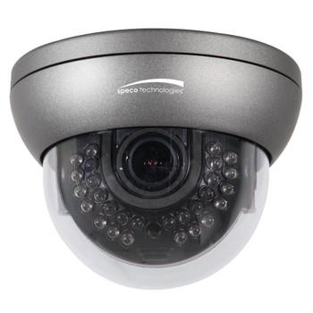 Speco WDRD10H 700TVL IR Outdoor Dome CCTV Analog Security Camera - 960H