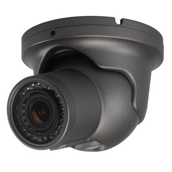 Speco HT6040K 1000TVL IR Outdoor Turret CCTV Analog Security Camera