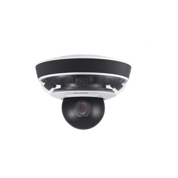Hikvision DS-2PT5326IZ-DE 2MP IR H.265 Outdoor Panoramic + PTZ Dome IP Security Camera