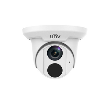 Uniview IPC3615ER3-ADUPF28M 5MP IR Ultra 265 Outdoor Turret IP Security Camera