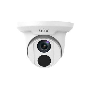 Uniview IPC3618SR3-DPF40M 8MP IR Ultra 265 Outdoor Turret IP Security Camera