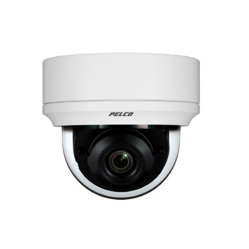 Pelco IME222-1ES 2MP Outdoor Dome IP Security Camera - 9~22mm Varifocal Lens