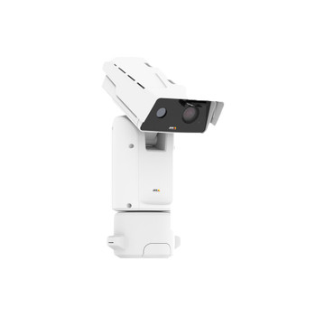 AXIS Q8742-E Zoom 30 fps 24 V Thermal Bispectral PTZ IP Security Camera 0830-001
