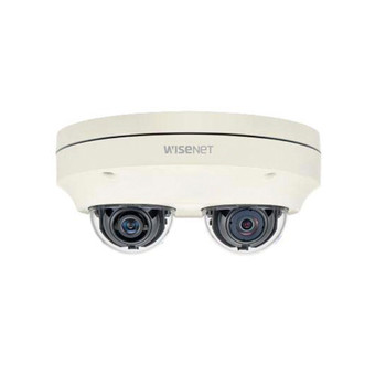 Samsung PNM-7000VD 2MP H.265 Multi-Directional Outdoor Dome IP Security Camera