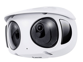 Vivotek MS9390-HV 8MP IR Multi-sensor Panoramic Outdoor Dome IP Security Camera