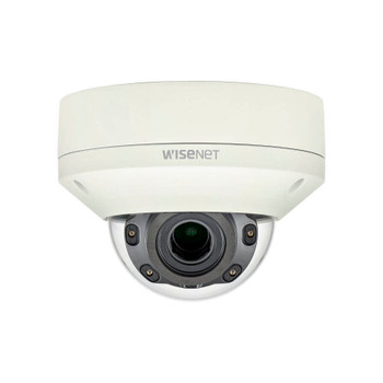 Samsung XNV-L6080R 2MP IR H.265 Outdoor Dome IP Security Camera