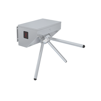 Waist High Wall Mount Turnstile TS-30