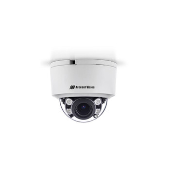 Arecont Vision AV02CID-100 2MP IR H.265 Indoor Dome IP Security Camera