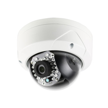LTS CMIP7412 1.3MP IR Outdoor Dome IP Security Camera